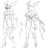 Morrigan Sketch