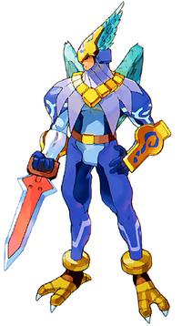Plasma Sword Eagle