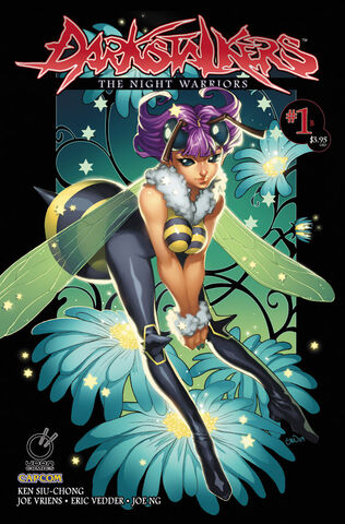 File:Darkstalkers the Night Warriors Volume 1.jpg