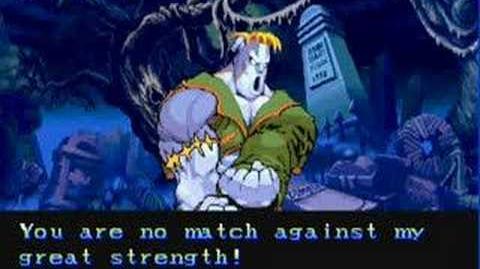 Darkstalkers The Night Warriors Win Quotes