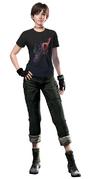 RE Zero Rebecca Alt Costume 2