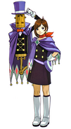 Trucy and Mr Hat