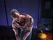 RE2 Marvin Branagh Zombie