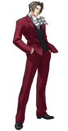 AAIME Miles Edgeworth