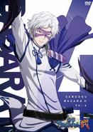 BASARA II Anime Vol 4