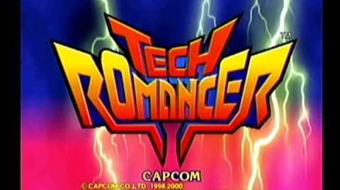 Tech Romancer - Game Intro Dreamcast