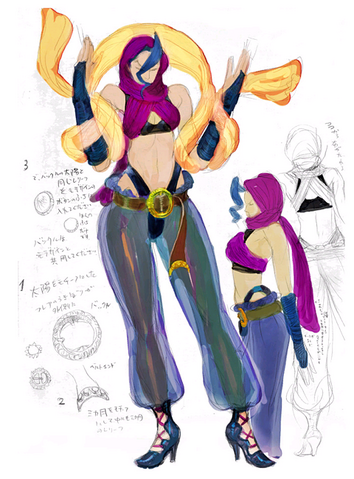 File:SFIV Rose Alt Costume.png