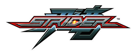Strider Reboot Logo
