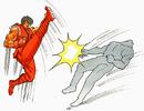 Guy Jump Kick