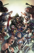 Marvel vs Capcom 3 special edition cover art