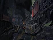 Bionic Commando Concept Art 03