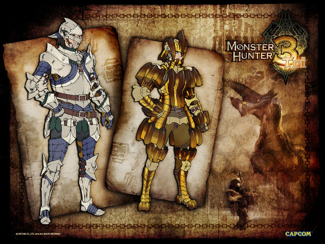 File:Monster Hunter 3 Tri - concept art.jpg