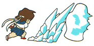 Sakura Ice Punch