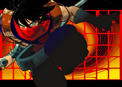 Strider 2 Promotional Art