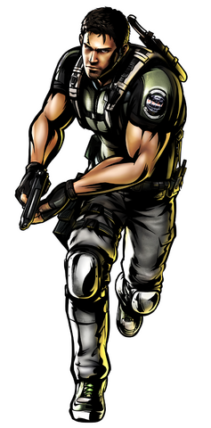 File:UMvC3 Chris Redfield.png