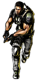 UMvC3 Chris Redfield