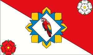 Esmeralda Demesne Flag V1