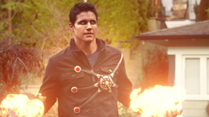 Cool fire guy 2