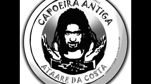 Documentaire - Capoeira à Clermont Ferrand 2003 Ataare et Mestre Liminha