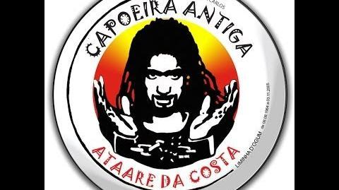 Reportage Capoeira à Clermont Ferrand 2013 - Maître Ataare D'Costa