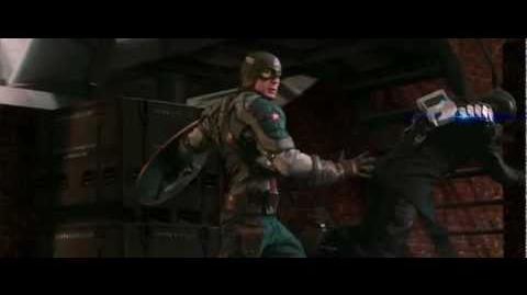 Captain America The First Avenger TV Spot 7