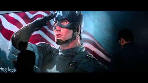 Marvel's Captain America The Winter Soldier - TV Spot 3-0
