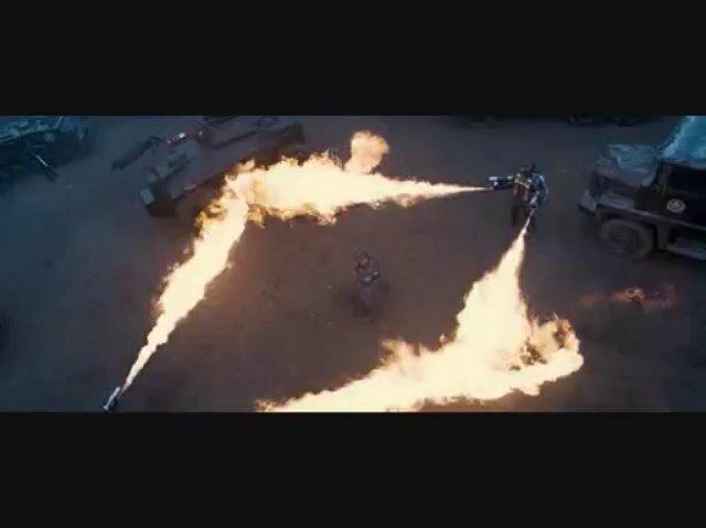 3 Doors Down- Citizen Soldier (Captain America Video Mix)