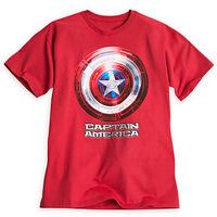 Captain America Shield Tee for Men