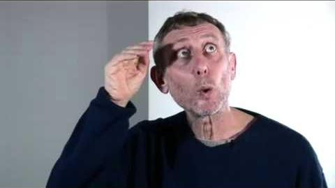 YTP Michael Rosen & The Genitalia Demon