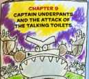 Captain Underpants and the Attack of the Talking Toilets (comic)