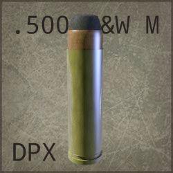 File:.500 S&W Magnum DPX.jpg