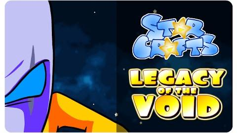 StarCrafts - Legacy of the Void - Trailer Parody