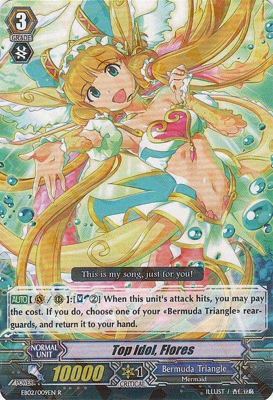 Top Idol, Flores   Cardfight!! Vanguard Wiki   Fandom powered by Wikia