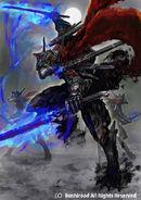 Stealth Beast, Hagakure (full art)