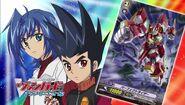 Aichi & Kamui with Perfect Raizer