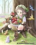 Fruit Basket Elf (full art)