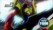 Dragonic Kaiser Vermillion (Anime-AC-NC)