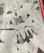 King of Knights, Alfred (Manga-SS)