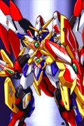 Super Dimensional Robo, Daiyusha (Full Art)