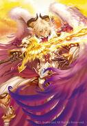 Swordsman of the Blaze, Palamedes (full art)