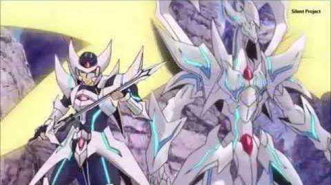 (Legion Mate) Cardfight!! Vanguard Seeker, Sing Saver Dragon & Blaster Blade Seeker 'Legion' - HD-0