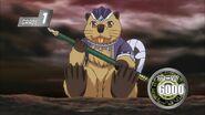 Sharpener Beaver (Anime-AC-NC)