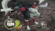 Silver Wolf (Anime-AC-NC)