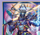 """Evil Eye Emperor, Shiranui """"Mukuro"""""""