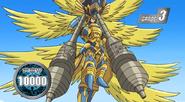 Cosmo Healer, Ergodiel (Anime-AC-NC)