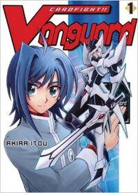 CV-Manga Vol.1-English
