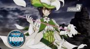 White Lily Musketeer, Cecilia (Anime-AC-NC)