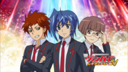 Aichi And his two friends