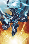 Infinite Corrosion Form, Death Army Cosmo Lord (Full Art)