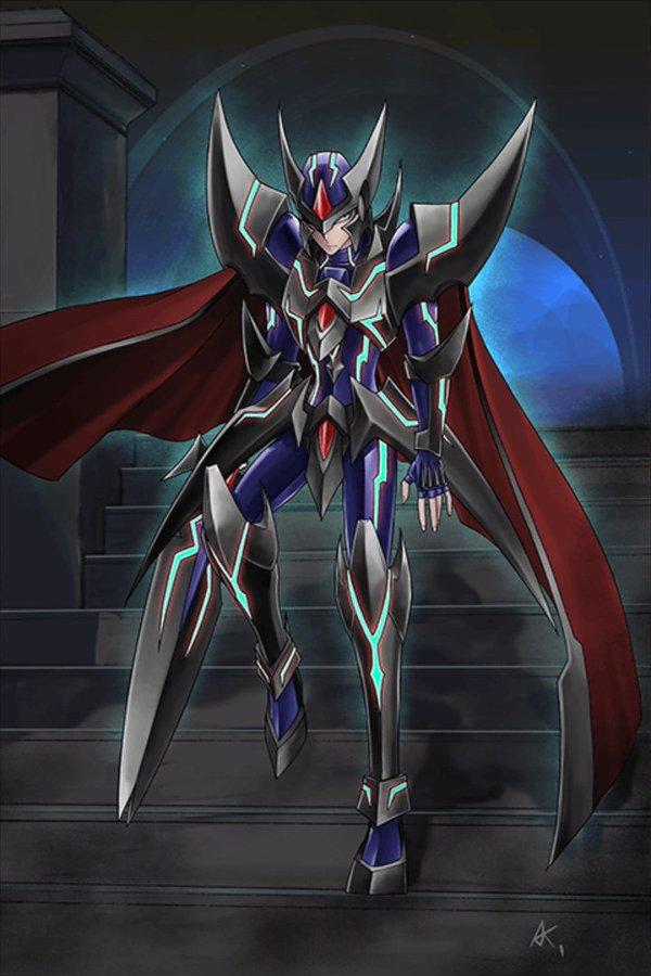 cardfight vanguard blaster blade and blaster dark wallpaper